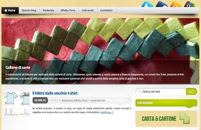 Ecoidee :: Sviluppo sito web, Social media, Gestione Newsletter, Web content
