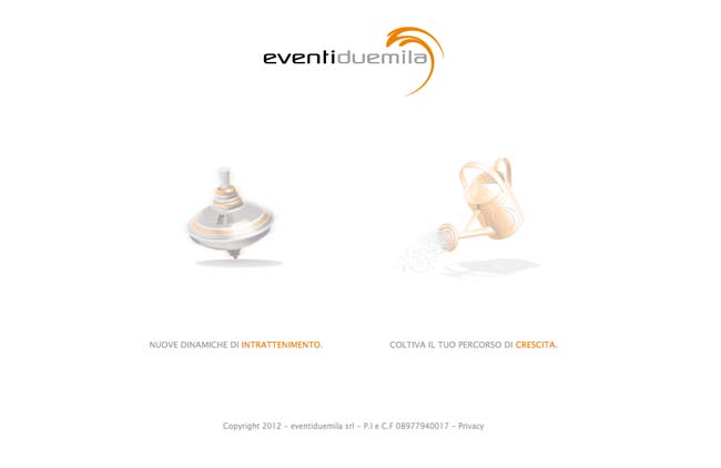Eventi duemila :: SEO, Social marketing