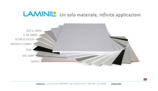 Laminil :: SEO, Gestione Newsletter