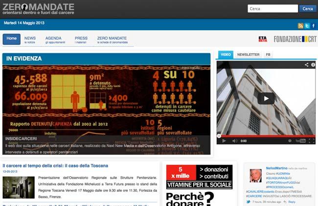 News Zeromandate :: Sviluppo sito web, Web content, Social media