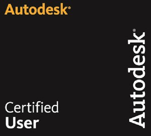 Autodesk Certified User®